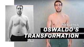 Como emagrecer rápido e perder barriga com Freeletics | A história de Oswaldo