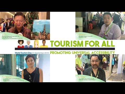 World Tourism Day 2016 - Thailand