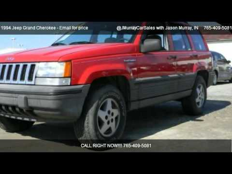 1994 jeep grand cherokee laredo sport utility 4d for sale in lafayette in 47905 youtube. Black Bedroom Furniture Sets. Home Design Ideas