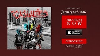 THE CASUALTIES - Chaos Sound (audio)