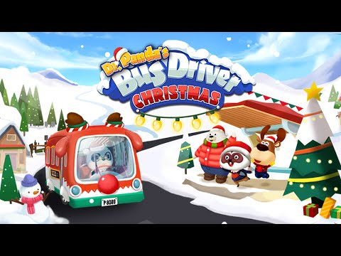 Dr. Panda's Bus Driver Christmas Official Trailer