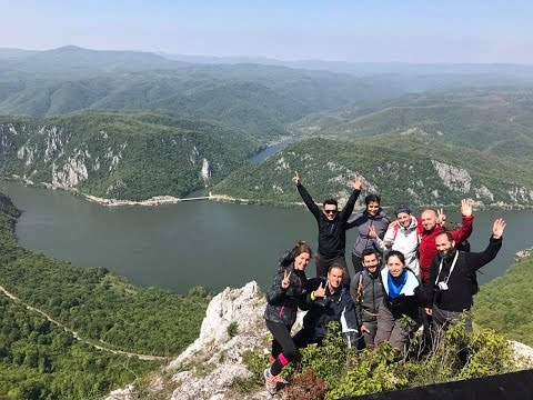 Hiking to Mali and Veliki Štrbac   Trip to Djerdap National Park   Part 2