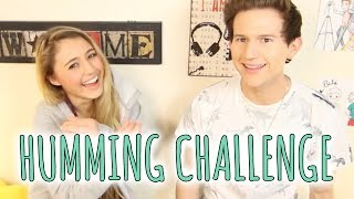 The Humming Challenge with Ricky Dillon!