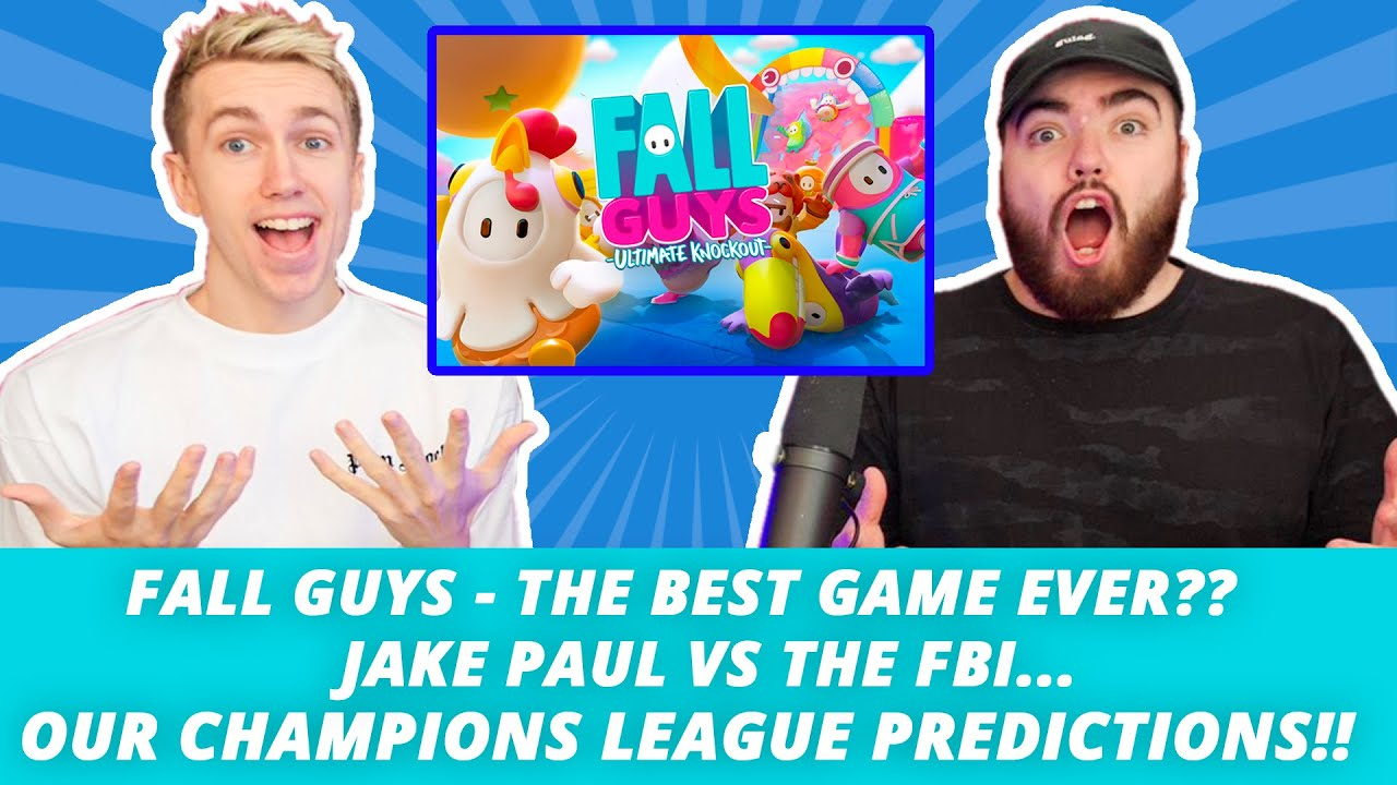 Is FALL GUYS The Next BIG GAME?? - What's Good Podcast Full Episode 64
