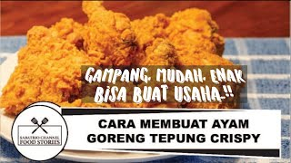 Video Cara Membuat Ayam Goreng Tepung Crispy download MP3, 3GP, MP4, WEBM, AVI, FLV Februari 2018