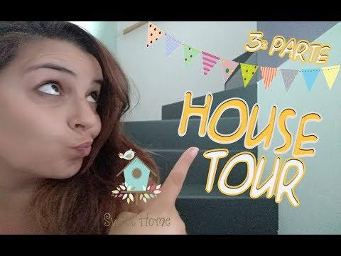 HOUSE TOUR (Nuestra casa!)| HOME SWEET HOME QTLHD - 3ª PARTE | QUIENTELOHADICHO thumbnail