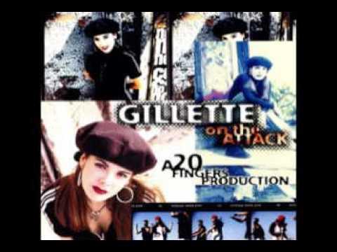 GILLETTE - wanna wild thing