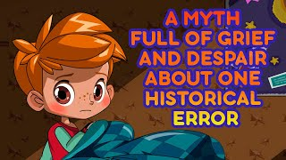 Masha's Spooky Stories 👻 A Myth Full Of Grief And Despair About One Historical Error 😱 (Episode 10)