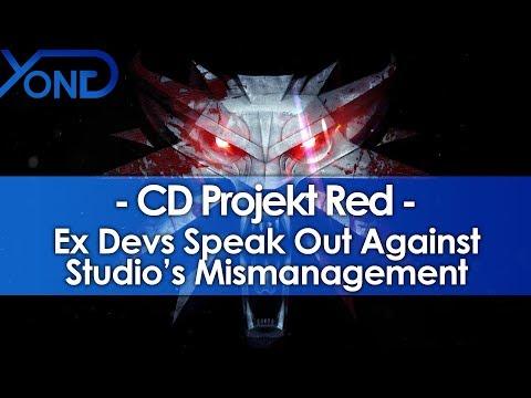 Ex CD Projekt Red Devs Speak Out Against Studio's Mismanagement