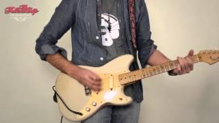 Fender Duo-Sonic | Desert Sand | 1957 at The Fellowship of Acoustics