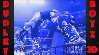 "WWE Dudley Boyz Custom 2015 Return Titantron w/Theme ""Bombshell"