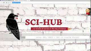 Gambar cover Cara Download Jurnal  Internasional Berbayar Menjadi Gratis