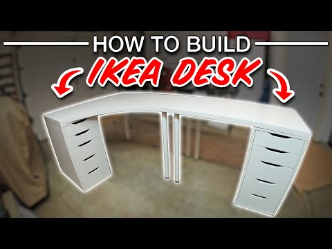 building-ikea-gaming-desk