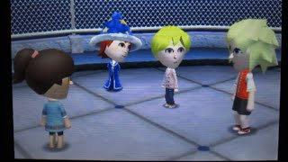 Tomodachi Life - Date Interruptions w/Three People (All Locations)