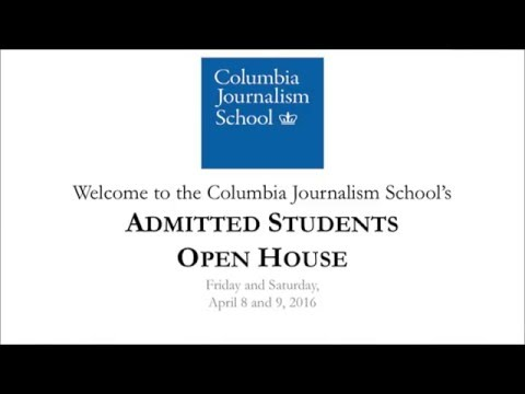 Admitted Students Open House, April 9
