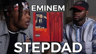 EMINEM - STEPDAD - REACTION