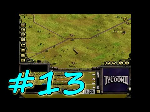Railroad Tycoon II Campaigns: Silver Booms and the Market Busts - part 3 |  #13