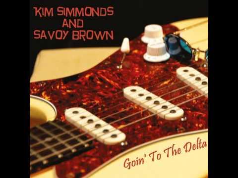 Kim Simmonds & Savoy Brown - Laura Lee ( Goin' To The Delta ) 2014