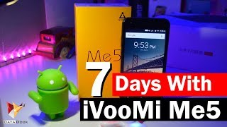 iVooMi Me5 Full Indepth Review After 7 Days Of Use | Data Dock