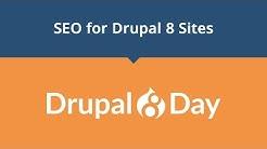 Drupal 8 Day: SEO for Drupal 8 Sites
