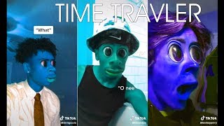 TIKTOK TREND - TIME TRAVELER ( I wanna be like you remix )