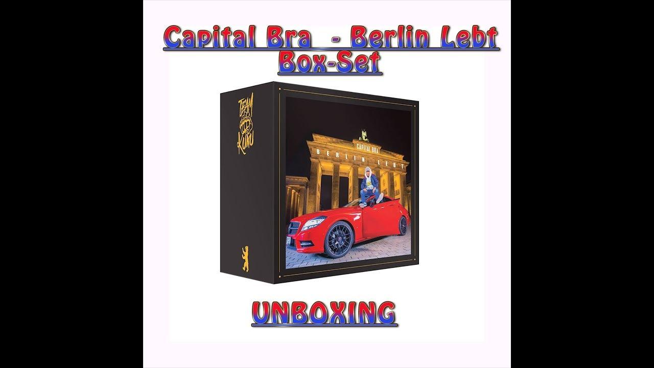 Capital Bra Berlin Lebt Box Set Unboxing Youtube