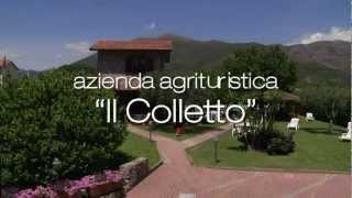 AGRITURIST - Agriturismo Il Colletto - Campochiesa d'Albenga (Savona)