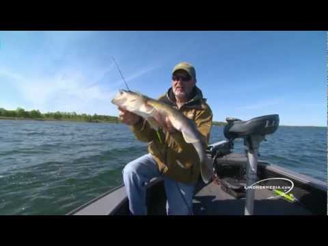 Post Spawn Pop Jiggging Flats For Walleye