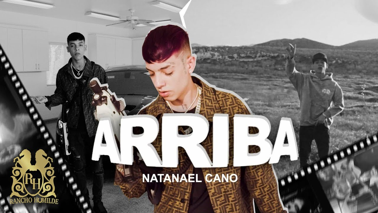 Download Natanael Cano - Arriba [Official Video]