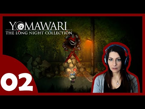 Terrore Notturno | Yomawari: Midnight Shadows - The Long Night Collection (SWITCH) Parte 02