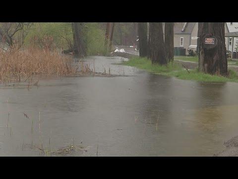 Lake Ontario high water levels