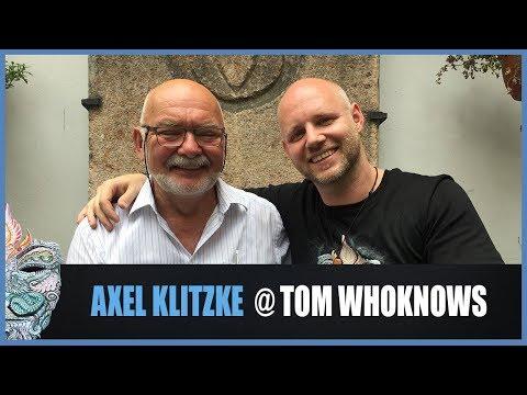 Axel Klitzke @ Tom WhoKnows 2018 -  Verlorenes Wissen & Spiritualität in der heutigen Zeit
