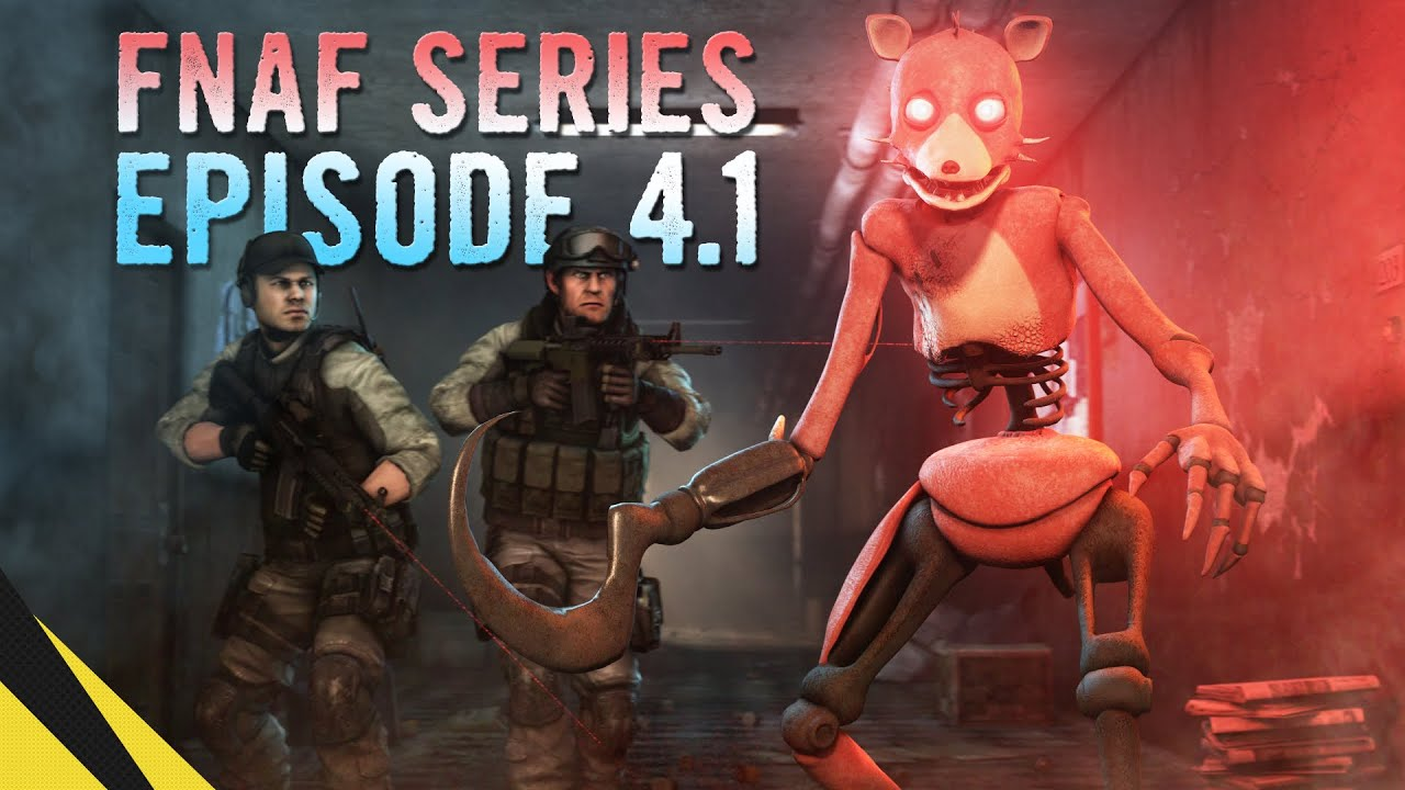Download FIVE NIGHTS AT FREDDY'S SERIES (Episode 4.1) | FNAF Animation