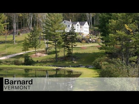 Video of 2912 Route 12 | Barnard, Vermont real estate & homes