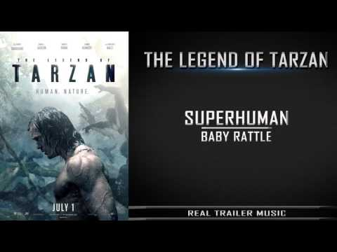 The Legend of Tarzan Trailer #2 Song |...