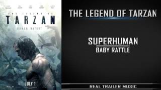 the legend of tarzan trailer #2 song