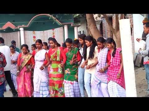 New Santali Dance Video 2018..Rajib Pur.. Gangaram