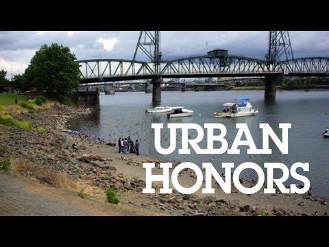 Urban Honors // Portland State University