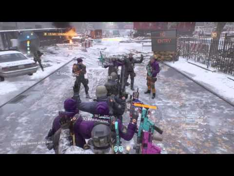 The Division | Tritanarmyv2 50 Man Glitch