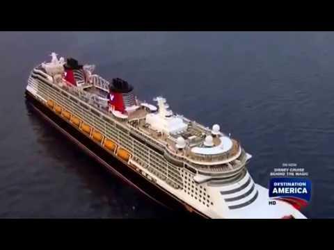 Disney cruise line behind the magic