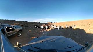 Ramon Crater  Uphill  Extreme Jeep  rubicon 2017 360 VR Video