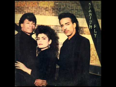 HEAD TO TOE - LISA LISA & THE CULT JAM