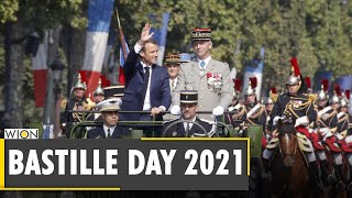 France's Bastille Day celebration takes place despite COVID-19 threat | Emmanuel Macron