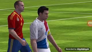 FIFA 2014 Чемпионат Европы 1 8 финала Испания Нидерланды 5 0 Самый эпичный матч Супер лонгшот Xavi