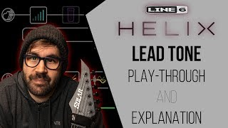 Лінія 6 Хелікс призвести тон | відтворення та пояснення