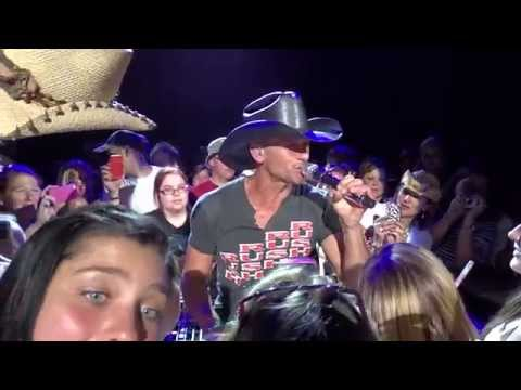 Tim McGraw - Meanwhile Back at Mama's [Live] 6.7.2014 - Noblesville, IN (Indianapolis)