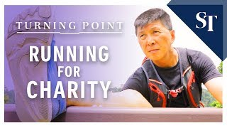 Running for charity | Turning Point | The Straits Times