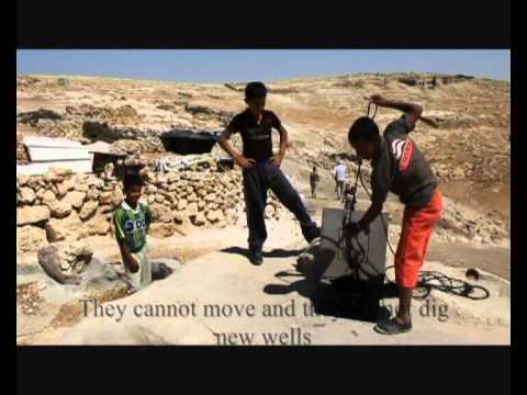Water right in Palestine :Caravan