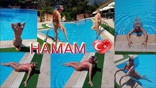 Хамам в Турции. Обзор. Отзыв.