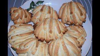 Печенье Хризантема через мясорубку Рецепт из СССР